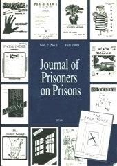 Journal of Prisoners on Prisons   Home